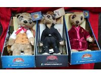 Meerkat Collectables Compare The Market - In boxes