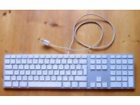 Original Apple A1243 Wired Keyboard