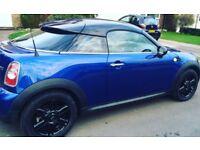 Mini Coupe 1.6 Cooper (Chilli Pack) 2dr