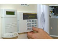 24/7 Alarm system repairs in and around London