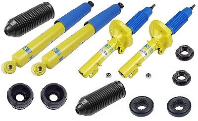 For Audi TT Quattro 00-06 Advanced Suspen KIT Shocks Struts Bushings Bilstein HD
