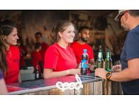 Event Bar Staff in London