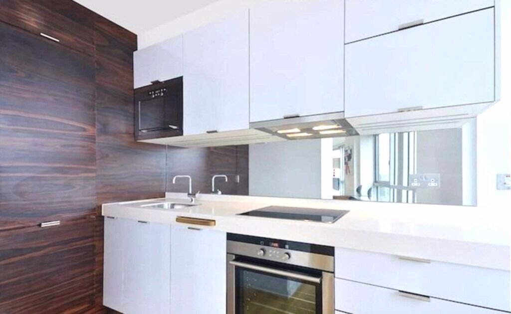 Luxurious studio apartment now available in Canary Wharf! The best studio by far! View today!