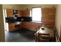 Fallowfield, Two Bedroom Groundfloor Flat. Sep. Kitchen ,dining room, bathroom, fully furnished.