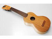 Handmade Soprano Ukulele - by Sean Ash - Luthier