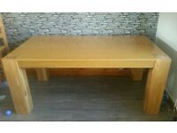 table large 8 seater