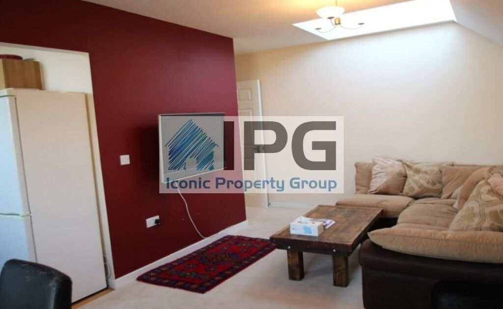 Newly Refurbished 2 Double Bedroom With Garage Parking In A Private Gated Development In Burnt Oak.