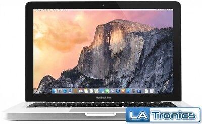 """Apple MacBook Pro 13"""" A1278 Mid 2012 i5-3210M 2.5GHz 8GB RAM 512GB SSD MD101LL/A"""