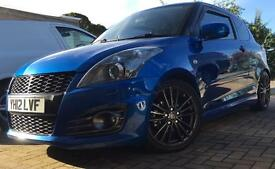 Suzuki swift sport zc32 1.6 breaking