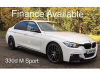 2013 BMW 330D M SPORT WITH FULL PERFORMANCE PACK***FINANCE AVALABLE***( NOT AUDI A4 A6 520D 530D )