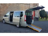 2011 Fiat Scudo Panoramic 120 LWB Diesel ⭐ Wheelchair Access Vehicle Disabled