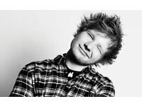 2x ed sheeran tickets London. Wanting to swap for Manchester or something closer