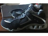 Safety trainers lavoro Mens silver Euro45/10UK