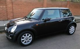 AUTOMATIC MINI ONE PANOARMIC ELECTRIC ROOF SERVICE RECORDS LOW INSURANCE & TAX GROUP AUTO MINI ONE