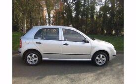 Skoda Fabia 1.4 Automatic 5 door hatchback, very low mileage (VW GOLF, SEAT, POLO)
