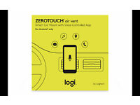 Zero touch air vent from Logitech for sale