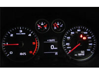 AUDI A3 2.0 SPORTBACK TDI SPORT 5d 138 BHP MEDIA CONNECTIV (red) 2010