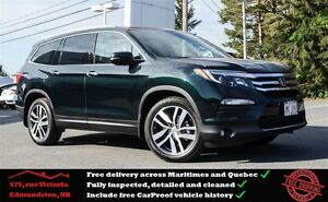 2016 Honda Pilot Touring DVD, Navigation, Remote Start !!!