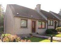 1 Bedroom End Terraced Bungalow available for rent.