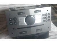 VAUXHALL CAR CD30 MP3 PLAYER