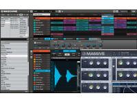 Native instruments software - Maschine 2, Massive, Komplete selection