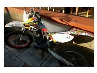 Pitbike 160cc / Large sized pitbike / Sell or swap for 50cc road legal moped