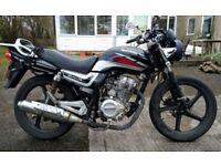 LEXMOTO ARROW 125 for spares or repair