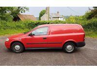 2004 Vauxhall astra van diesel