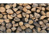 Firewood Hardwood Logs Timber Sticks