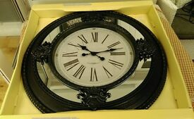Wall clock 26 inches - NEW
