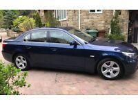 2008 BMW 5 SERIES 530d 6 Speed Diesel Saloon Low Mileage