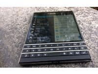 Blackberry passport Black for sale
