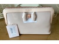 Ted baker wash bag new with original tags