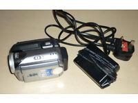 JVC EVERIO 20GB DIGITAL CAMCORDER GZ-MG21EK