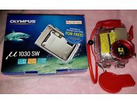 Wanted olympus pt 043 underwater housing for 1030sw camera Wanted