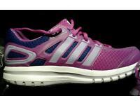 Adidas duramo 6 girls trainers size 5