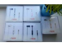 Urbeats - earphone / headphones - beats by Dre - Brand New Sealed pack headphone / Never Opened