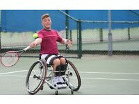 Wheelchair Tennis in Poole, Dorset
