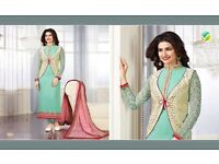 Designer Indian dresses best quality best reasonable prices grab it
