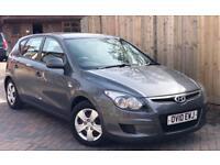2010 Hyundai I30 1.6 Turbo Diesel Low Road Tax *Finance £110 P/M* 12 Month MOT Full Service History