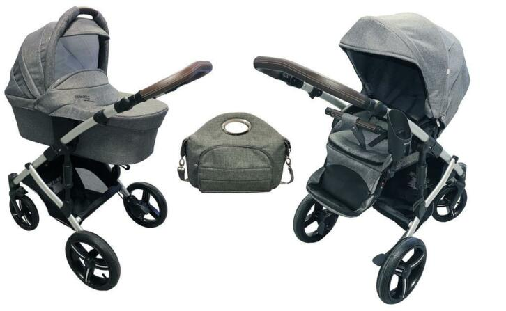 Kinderwagen Bebetto Pascal Limited Edition LJ19