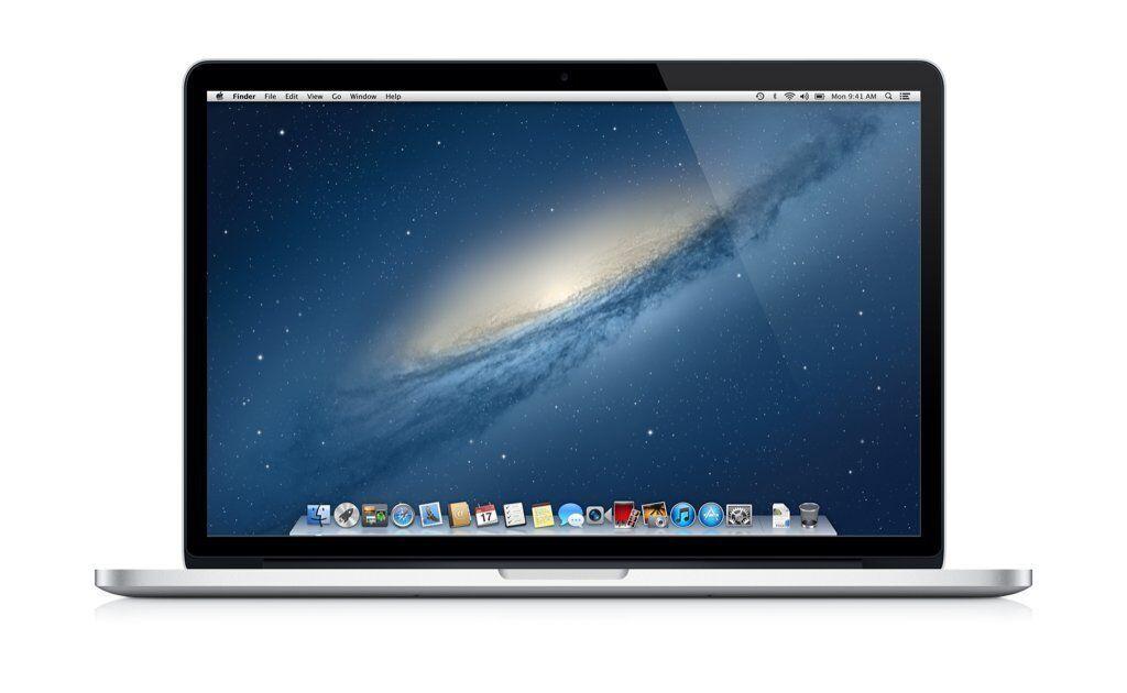 """Apple MacBook Pro Retina 13"""" Core i5 Turbo Boost OSX Sierra 8GB 256GB SSD WiFi"""