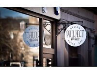 PROJECT PIE PIZZERIA, DUNDEE - MANAGEMENT OPPORTUNITIES - IMMEDIATE START