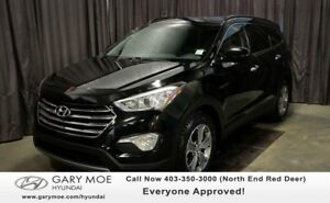 2013 Hyundai Santa Fe XL W/  HEATED SEATS, BACK UP SENSOR!