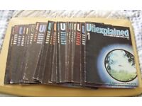 Twenty Three Unexplained Magazines, All different from 1982, Getting Collectable.