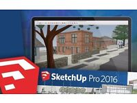 Google Sketchup Pro 2016 MAC WINDOWS FREE RECORDED DELIVERY