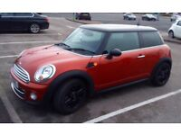 Mini Cooper low mileage