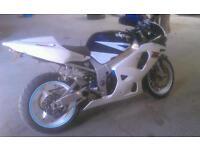Race spec k1 gsxr 750