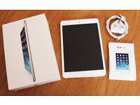 Apple iPad Mini - 16GB - WIFI - Silver / White - 1st Generation - Like New With Original Box
