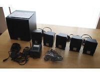 Creative Inspire 5.1 Surround Sound 5300 Speaker System. BNIB. For computer gaming.
